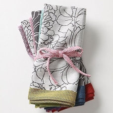 Contemporary Dishtowels by Anthropologie