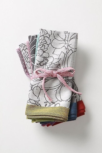 Eclectic Dishtowels by Anthropologie