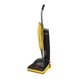 Traditional Upright Vacuum-FG9VCV120000 - Retro appliance looks are making a comeback, and why not? My grandmother has been using the same vacuum for decades without problem so there must be something right with the design.
