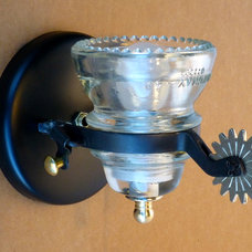 Traditional Wall Sconces by Railroadware