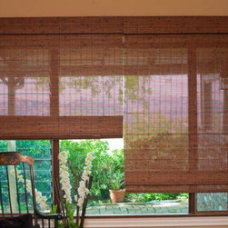 Tropical Roman Shades Find Roman Blinds Online