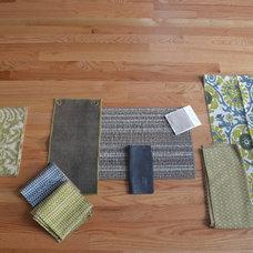 Fabric Julie's Living Room