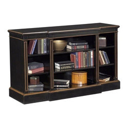 EuroLux Home - New Short Open Bookcase Breakfront - Product Details