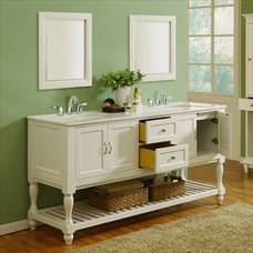 Traditional Bathroom Vanities And Sink Consoles by Bathroom Trends