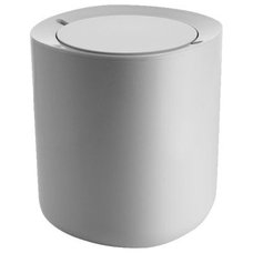 Bath And Spa Accessories Birillo Bathroom Waste Bin by Alessi
