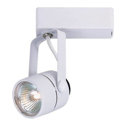 NATIONAL BRAND ALTERNATIVE - Yoke-Mount Track Light Head - Features: