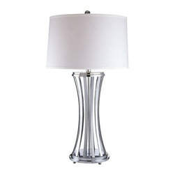 "Ambience - Ambience AM 12220 Accent Table Lamp with Three-Way Switch - *1-150W Medium Base Bulb (Bulb Not Included)3-Way SwitchDimensions: 32.25""H x 18""Dia."