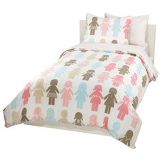 Modern Kids Bedding by DwellStudio