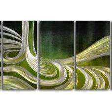 Modern Artwork by Hayneedle