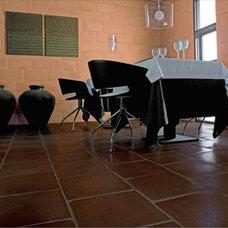Mediterranean Wall And Floor Tile by CheaperFloors