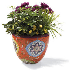 traditional indoor pots and planters by Grandin Road