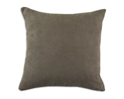 None - Slam Dunk Khaki Throw Pillow - Add extra style and comfort to any sofa or bed with this Slam Dunk throw pillow. This decorative pillow features a lovely solid khaki pattern.