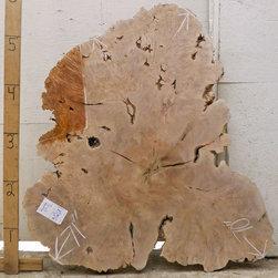 Big Leaf Maple Burl Slab 3121x1 - BIG LEAF MAPLE (acer macrophyllum)
