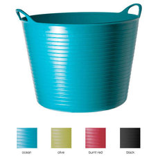 Modern Baskets by Plastica