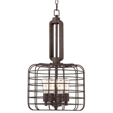 Industrial Chandeliers by Lamps Plus