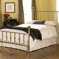 Traditional Beds by Charles P. Rogers Beds Direct