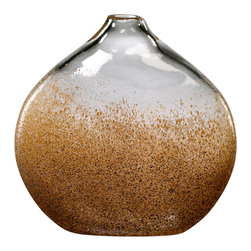 Cyan Design - Cyan Design Lighting 02173 Small Russet Vase - Cyan Design 02173 Small Russet Vase