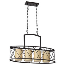 Contemporary Chandeliers by Kitchen Bath Collection