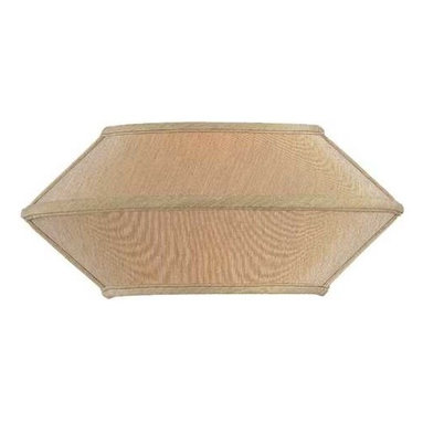 Dolan Designs Lighting - Single-Light Sconce with Light Brown Shade  - 1046-206 - Contemporary / modern classic bronze 1-light sconce. Backplate measures 4-1/2-inches in height by 8-inches in width. Takes (1) 60-watt incandescent A19 bulb(s). Bulb(s) sold separately. UL listed. Dry location rated.