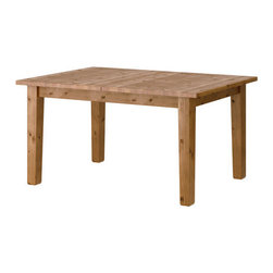 Carina Bengs - STORNÄS Dining table - Dining table, antique stain