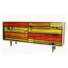Eclectic Buffets And Sideboards by Moss