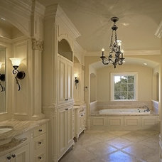 Traditional  by MICHAEL MOLTHAN LUXURY HOMES
