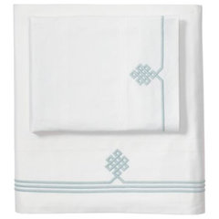 traditional sheet sets by Serena &amp; Lily