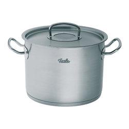 "Fissler - Original Pro Collection 9.6 Quart High Stew Pot - ""Original Pro Collection 9.6 Quart High Stew Pot"
