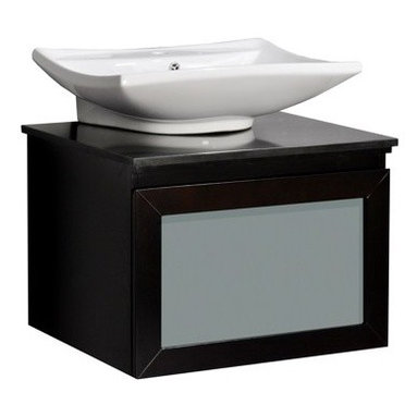"""Belmont Decor WM3-30 """"Newport"""" single vessel sink bathroom vanity - APPLY COUPON CODE """"EDHOUZ50"""" AT CHECKOUT. JUST OUR WAY OF SAYING THANKS."""