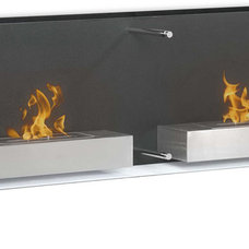 contemporary fireplaces by Moda Flame