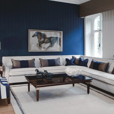 Contemporary Sofas by Dorya Interiors