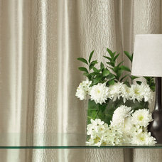 Contemporary Curtains by Charles Parsons Interiors