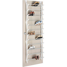 Contemporary Shoe Storage by Walmart