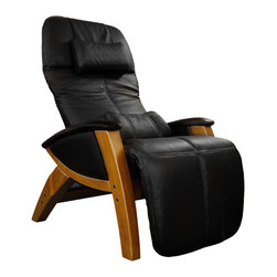 Svago - Svago Lusso Leather Zero Gravity Recliner - Svago took extra steps to make their Premium Leather Zero Gravity recliner revolutionary. They elevated the design to include elements that let you enjoy this as a traditional recliner or a Zero-Gravity oasis. Then gave it both the look and the feel of fine furniture. Finally, they incorporated technology to take your Zero-Gravity sessions to new levels of performance and relaxation.