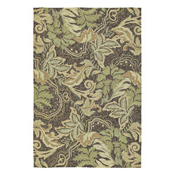 Kaleen Home and Porch Coffee Bluff Rug