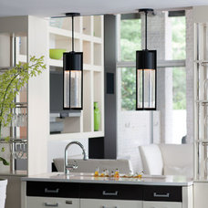 traditional kitchen lighting and cabinet lighting by Lewis Lighting & Home