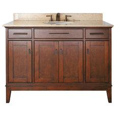 Tropical Bathroom Vanities And Sink Consoles by Avanity Corp