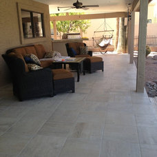 Traditional Patio by Hunts Home Interiors & Design