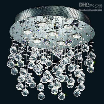 Contemporary Flush-mount Ceiling Lighting by DHgate