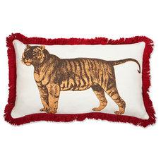 Mediterranean Decorative Pillows by Vertigo Home LLC