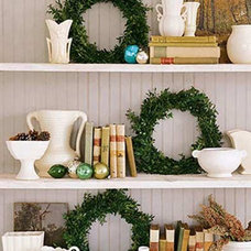 Image detail for -Want really simple country Christmas decorating ideas? Dress y