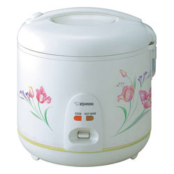 Zojirushi NS-RNC18 Automatic Rice Cooker and Warmer, 10 cup