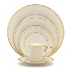 Lenox - Lenox Eternal 5 Piece Place Setting Boxed - 140190600 - Shop for Teapots and Tea Service Sets from Hayneedle.com! About Lenox CorporationLenox Corporation is an industry leader in premium tabletops giftware and collectibles. The company markets its products under the Lenox Dansk and Gorham brands propelled by a shared commitment to quality and design that makes the brands among the best known and respected in the industry. Collectively the three brands share 340 years of tabletop and giftware expertise.