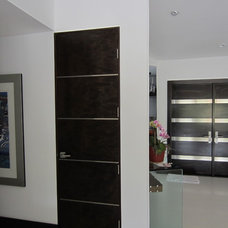 Contemporary Interior Doors by DecoDesignCenter.com