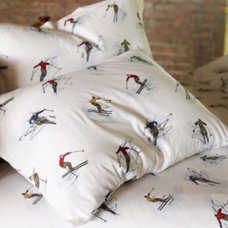 eclectic sheets by Garnet Hill