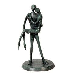 Almanzor, Noche de Bodas, Bronze with Green Patina - Artist:  Almanzor, Mexican (1962 - )
