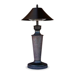 Endless Summer - Endless Summer EWTR890SP Table Lamp Electric Heater Vacation Day - Coverage Areaup to a 12 ft. Diameter