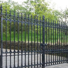 Traditional Fencing by Heritage Cast Iron USA