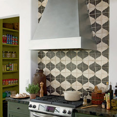 eclectic  Cement Tiles