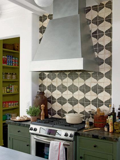 Eclectic  Cement Tiles